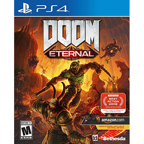 Bethesda DOOM Eternal