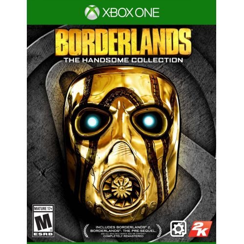 Borderlands: The Handsome Collection Xbox One - Xbox One Supported - ESRB Rated M (Mature 17+) - First Person Shooter - Multiplayer Supported - 2 Games Included