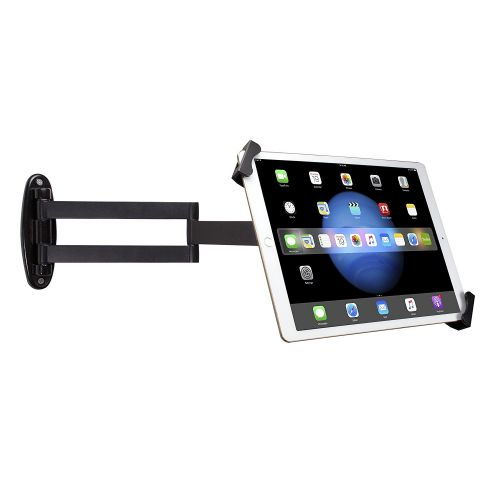 CTA Digital Articulating Security Wall Mount For 7-13In Tablets