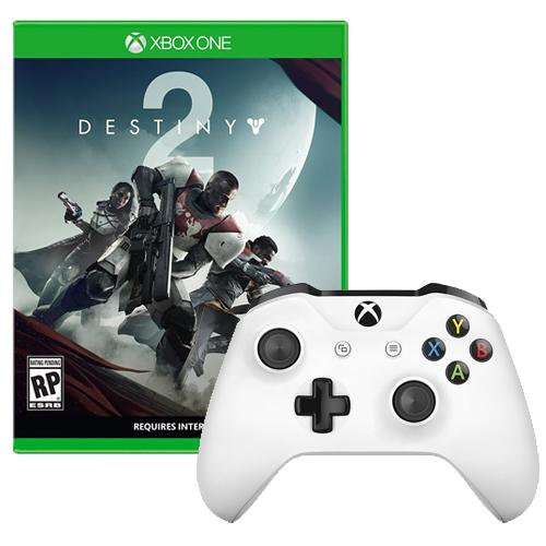 Activision Destiny 2 Standard Edition + Microsoft Xbox Wireless Controller