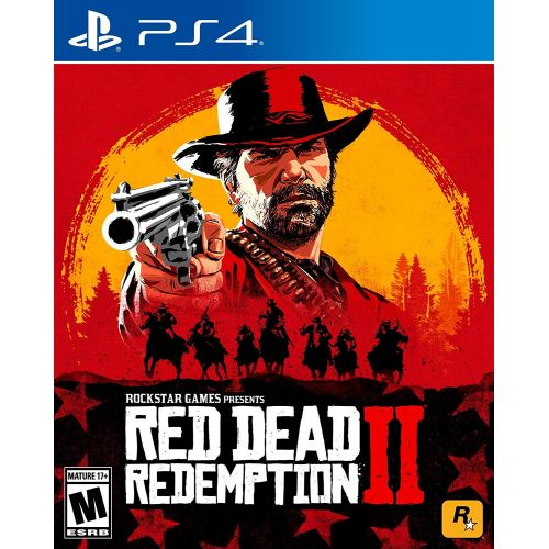 Red Dead Redemption 2 - PlayStation 4 - ESRB Rating Pending - Developed by the creators of Grand Theft Auto V - An epic tale of life in America?s unforgiving heartland