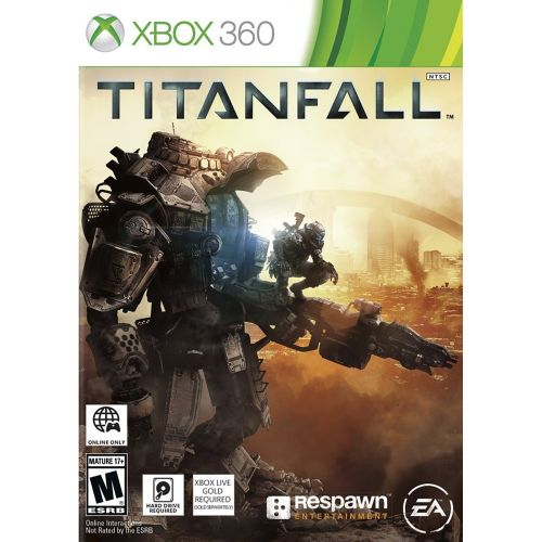 Open Box: Titanfall Xbox 360 - For Xbox 360 - ESRB Rated M (Mature 17+) - Multi-player supported - Combat & Action Game - Prepare for Titanfall!