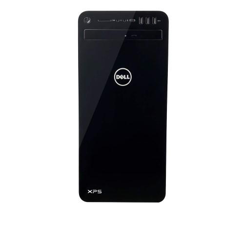 Open Box: Dell XPS 8930 Desktop Computer Intel Core i7 8GB RAM 1TB HDD Black - 8th Gen i7-8700 Hexa-core - 4.60 GHz processor speed - Tower Form Factor - Intel UHD Graphics 630 - Waves MaxxAudio Pro - Windows 10 Pro