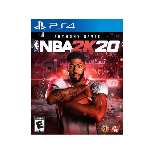 NBA 2K20 PS4 - For PlayStation 4 - Sports Game - Rated E (Everyone) - Features true-to-life basketball players - Features topical storylines