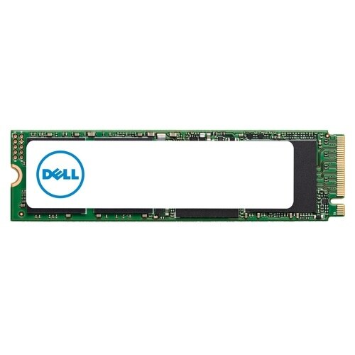 Dell 256GB Solid State Drive - M.2 2280 Internal - PCI Express NVMe - Workstation, Notebook, Desktop PC Device Supported - Class 40 - Consume less power at peak load