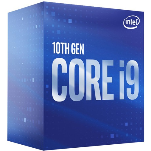 Intel Core i9-10900 Desktop Processor - 10 cores & 20 threads - Up to 5.2 GHz Turbo Speed - 20MB Intel Smart Cache - Socket FCLGA1200 - Intel UHD Graphics 630