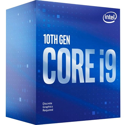 Intel Core i9-10900F Unlocked Desktop Processor - 10 cores & 20 threads - Up to 5.2 GHz Turbo Speed - 20MB Intel Smart Cache - Socket FCLGA1200 - 128GB DDR4 Max Memory