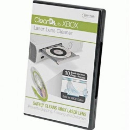 Open Box: Digital Innovations 4190100 Clean Dr. Laser Lens Cleaner for Xbox 360