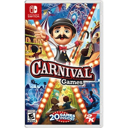 Take-Two Carnival Games