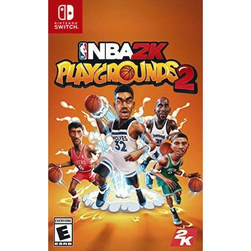 2K NBA 2K Playgrounds 2