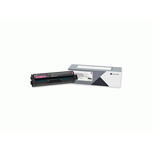 Lexmark Original Toner Cartridge - Magenta