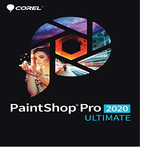 Paintshop Pro 2020 Ultimate Mini-Box