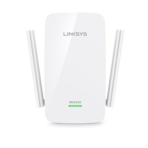 Open Box: Linksys AC1200 Boost EX Dual-Band Wi-Fi Range Extender (RE6400)
