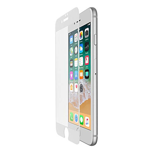 Open Box: Belkin Screen Protector for iPhone 8 Plus/ 7 Plus - White