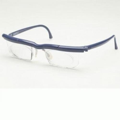 Refurbished: Adlens?? Adjustables Variable Focus Eyeglasses - You Set the Magnification for a Perfect View BU