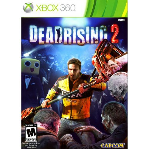 Dead Rising 2 Xbox 360 - For Xbox 360 - ESRB Rated M (Mature 17+) - 2 Player Co-op play - Allows up to 4 players - Feat NEW storyline & Characters