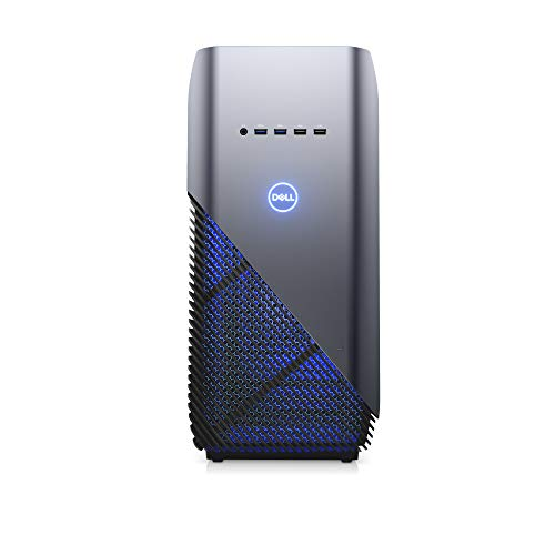 Open Box: Dell Inspiron 5680 Gaming Desktop i7-9700 8GB RAM 1TB HDD 256GB SSD GTX 1660Ti - 9th Gen i7-9700 Octa-core - NVIDIA GeForce GTX 1660Ti with 6GB